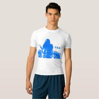 T-shirt Support Scotland Men's Performance Compression