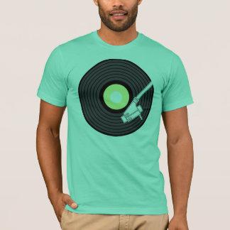 T-shirt Sur le disque
