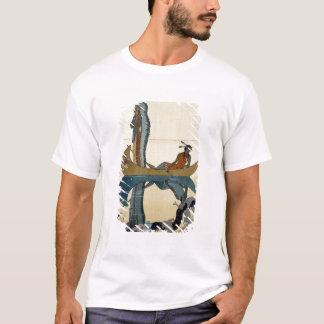 T-shirt Sur le Missouri, 1922 (copie de pochoir)