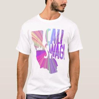 T-shirt Sur mon butin de Cali