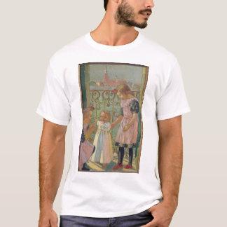T-shirt Sur un balcon vénitien