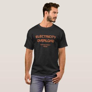T-shirt Surcharge de l'électricité