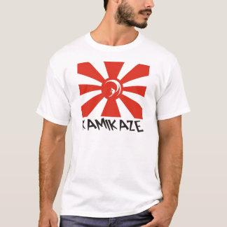 T-shirt Surf de kamikaze
