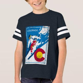 T-shirt Surf des neiges le Colorado