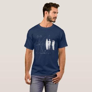 T-shirt Surf pionnier de plaque