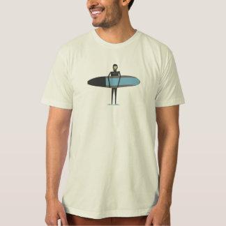 T-shirt Surf salé de barbe