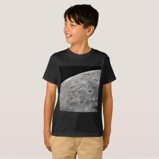 T-shirt surface lunaire