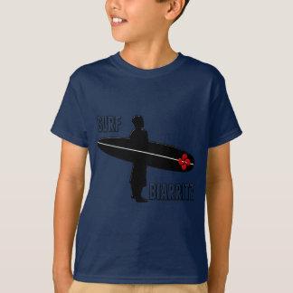 T-shirt Surfeur Biarritz Basque