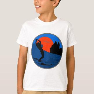 T-shirt Surfeur de Biarritz