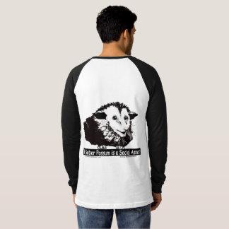T-shirt Survêtement approprié d'opossum pour les hommes