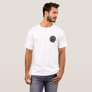 T-shirt Survie de la vitesse PÂLE de CAVALIERS