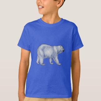 T-shirt Survivant arctique