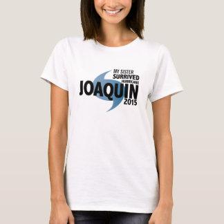 T-shirt Survivant de Joaquin d'ouragan