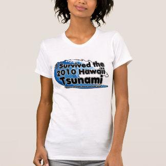 T-shirt Survivant de tsunami