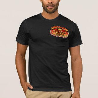 T-shirt Survivant : La traînée de Kalalau