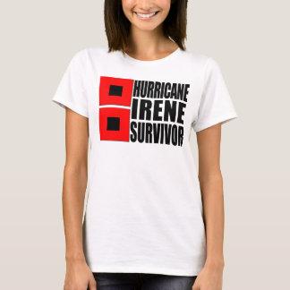 T-shirt Survivante d'Irène d'ouragan