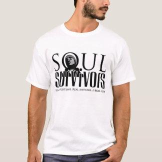 T-shirt Survivants d'âme (version de halo)