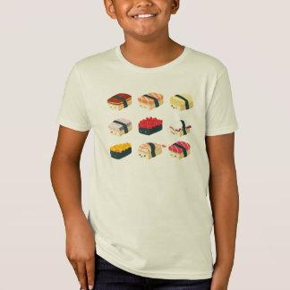 T-Shirt Sushi mignons