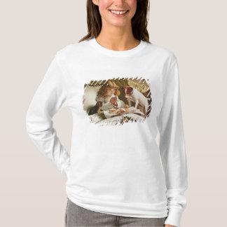 T-shirt Suspens, affiche