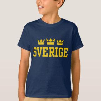 T-shirt Sverige