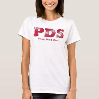 T-shirt Svp ne tirez pas