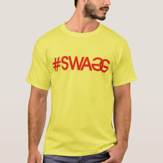 T-SHIRT #SWAGG