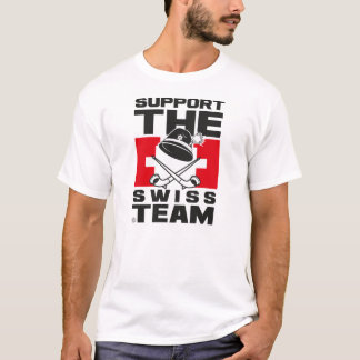 T-SHIRT SWISS TEAM
