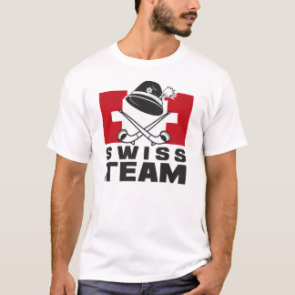 T-SHIRT SWISS TEAM 2
