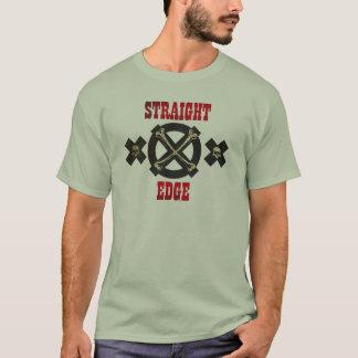 T-shirt sXe