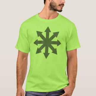 T-shirt Symbole de chaos - gris