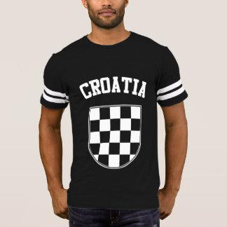 T-shirt Symbole de la Croatie