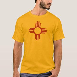 T-shirt Symbole de Zia Sun du Nouveau Mexique
