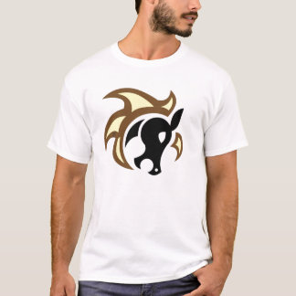 T-shirt Symbole de zodiaque de cheval