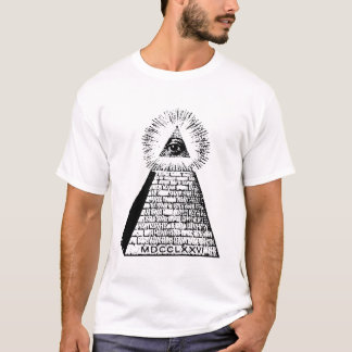 T-shirt Symbole d'Illuminati