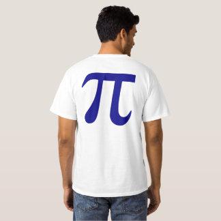 T-shirt Symbole du bleu marine pi