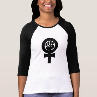 T-shirt Symbole féministe
