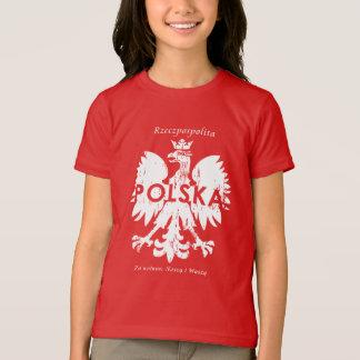 T-shirt Symbole polonais de la Pologne Rzeczpospolita