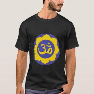 T-shirt symbole sanskrit pour la paix