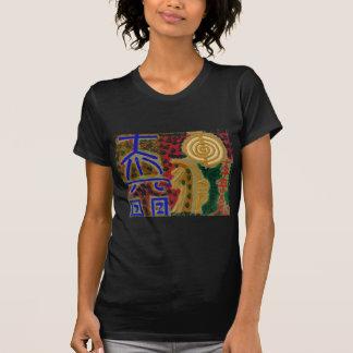 T-shirt Symboles curatifs du cru REIKI comme indiqué par