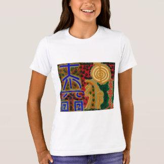 T-shirt Symboles curatifs principaux de REIKI
