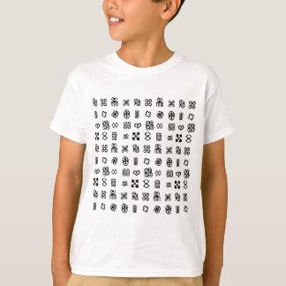 T-shirt Symboles d'Africain d'Adinkra