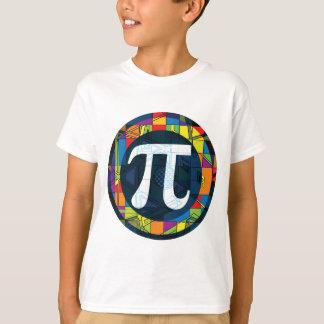T-shirt Symboles du jour pi de pi