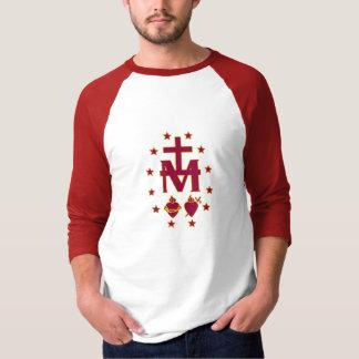 T-shirt Symbolisme béni de Vierge Marie