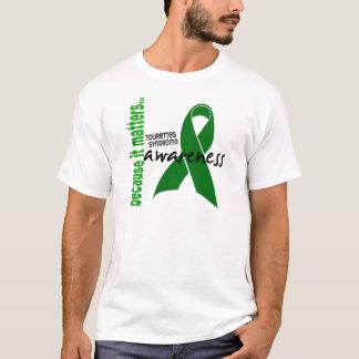 T-shirt Syndrome de la Tourette de la conscience 1