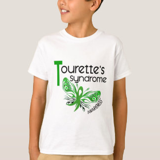T-shirt Syndrome de la Tourette du papillon 3,1
