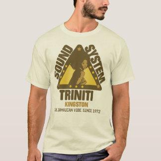 T-shirt Système de son #2 de Triniti