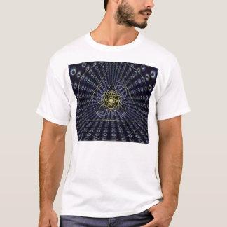 T-shirt Système solaire à Uranus par Martineau