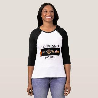 T-shirt Système solaire de butées toriques