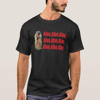 T-shirt T2 d'Alan - noir