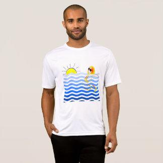 T-shirt T astucieux